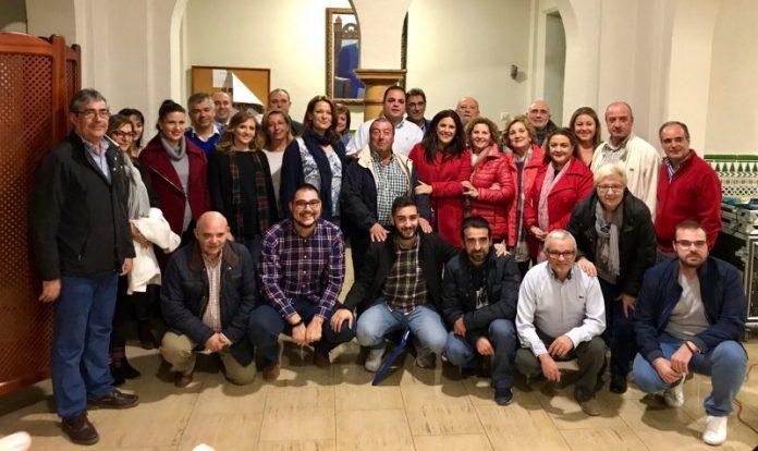 Agrupación local de Martos del PSOE.