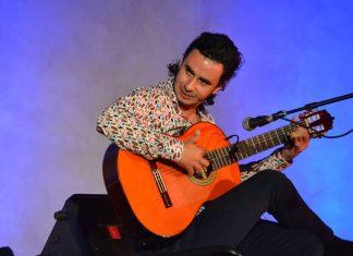 Pedro Navarro durante una de sus intervenciones.
