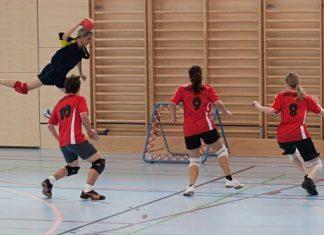 El tchoukball es una modalidad que surgió en Suiza hace cuarenta años.