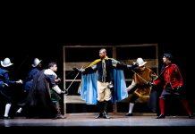 Imagen de la obra de teatro Otelo. Fotos: Juan Manuel Serrano