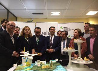 Nuevos vuelos aeropuerto Federico García Lorca Granada-Jaén.
