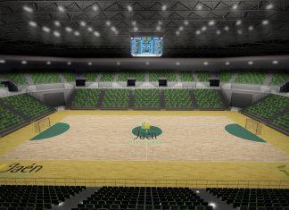 Así será el nuevo Olivo Arena.