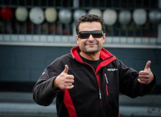 Ángel López ha dirigido con maestría a Enrique Vera, esta temporada, hasta llevarlo al título andaluz de karting