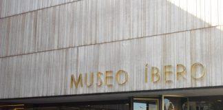 Fachada principal del museo Íbero de Jaén.