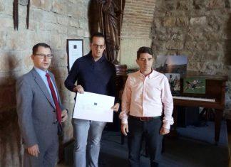 Presentación del cartel de la próxima edición de la Media Maratón de Jaén.