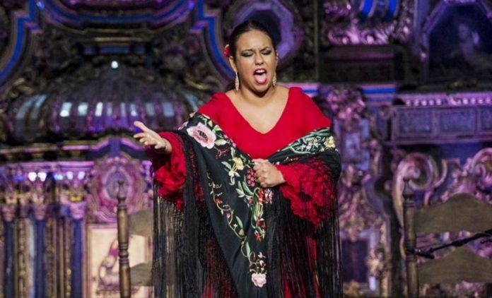 María Terremoto actuará hoy en Mengíbar.