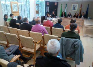 Reunión de la Junta Rectora del Parque Natural de Cazorla, Segura y Las Villas.