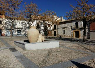 Plaza de los Olleros de Úbeda que ha sido remozada.