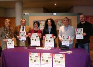 Presentación del XXX Festival de Teatro Infantil de Jaén.