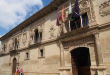 Ayuntamiento de Baeza.