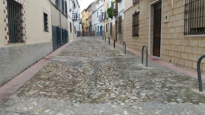 Calle Cruz de la Magdalena.