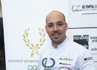 El chef malagueño Dani García.