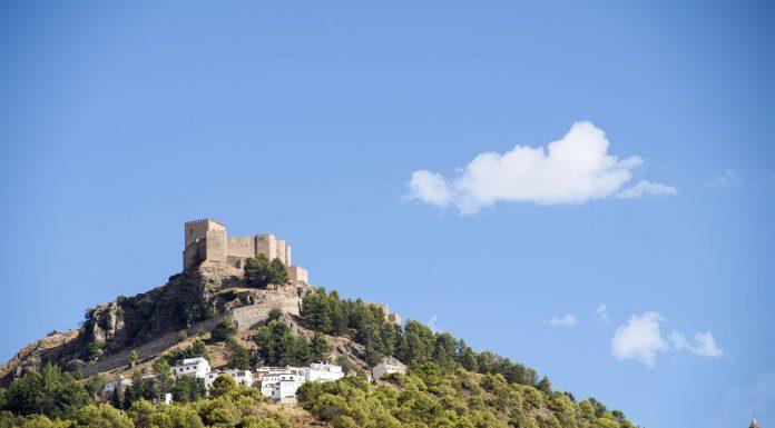 Imagen del Castillo de Segura de la Sierra.