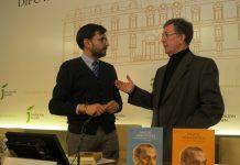 Presentación de los libros de antología de Miguel Hernández en inglés y francés.