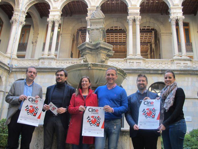 Presentación 17ª Muestra de Cine Españo Inédito en Jaén.