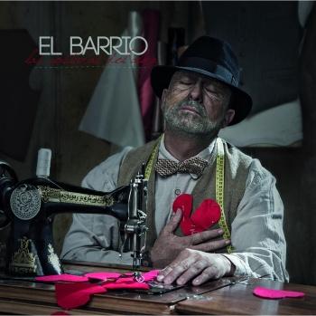 Carátula del nuevo disco de El Barrio.