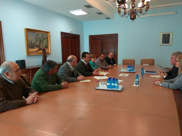 Reunión de Coag con el secretario de Estado de Hacienda.