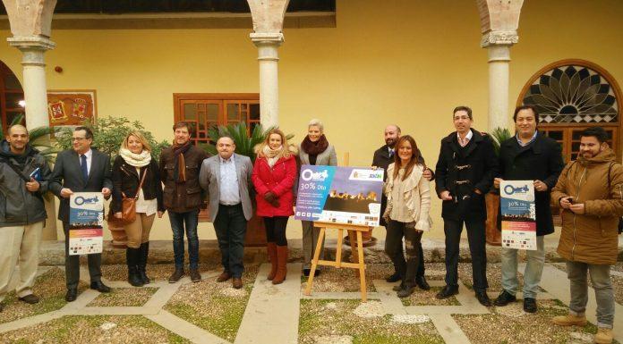 Presentación de la nueva edición de Jaén, llave en mano.