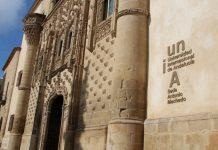 Sede de la Universidad Internacional de Andalucía en Baeza.