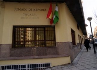 Fiscalía de Menores de Jaén.