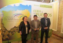 Presentación V Feria de los Pueblos.