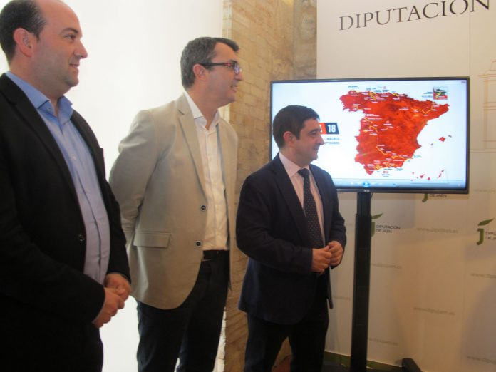 Presentación etapas de La Vuelta que pasan por la provincia de Jaén