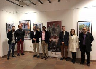 """Inauguración de la exposición """"Pasos y Misterios"""" en Jaén."""