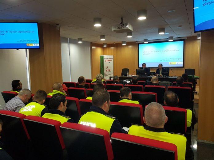 Curso Policías Locales por parte de Emergencias 112 Andalucía.