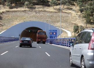 Túnel de Despeñaperros. Foto: Carlos Pérez