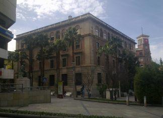 Edificio de la Agencia Tributaria.