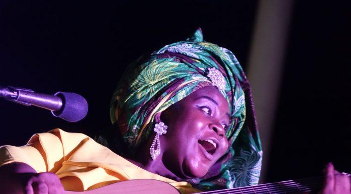Nelida Karr participará por primera vez en un concierto en Europa, en este caso en Etnosur.