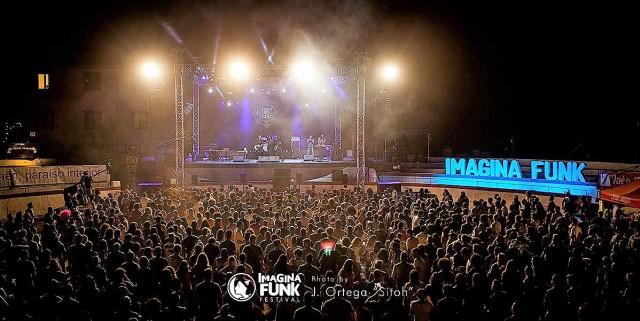 Imagina Funk que se celebra en Torres cada mes de julio.