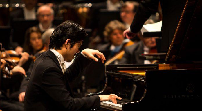 El pianista Honggi Kim de Corea del Sur, primer premio Jaén piano.