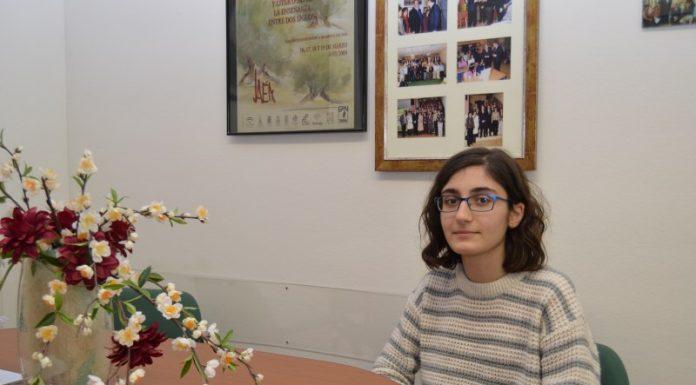 Sofía Pérez, se ha impuesto a casi mil obras presentadas.