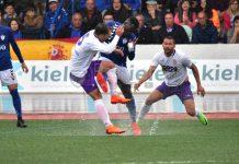 Eliminatoria del partido de vuelta de Play-off por el acceso a la categoría de 2ªB, entre el Yugo UD. Socuellamos y el Real Jaén. 2-0. Fotografía: @bestphotosoccer