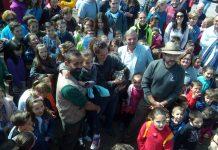 Hoy se ha producido la liberación de un nuevo Quebrantahuesos en la provincia de Jaén.