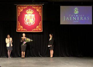 Maribel Fernández Botello, su premio en el ámbito empresarial y sindical