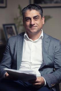 Isaac Hernández, consultor de Marketing Político y Comunicación.