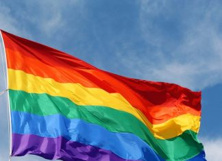 Bandera del Orgullo Gay
