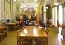 Biblioteca municipal de Jaén Condestable Iranzo.