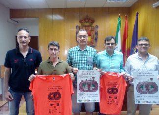 Presentación de la Maratón de Jaén.