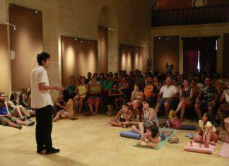 Experiencia de narración oral. FOTO: Ana Pancorbo