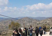 Turismo ornitológico en el Parque Natural Sierra de Andújar.
