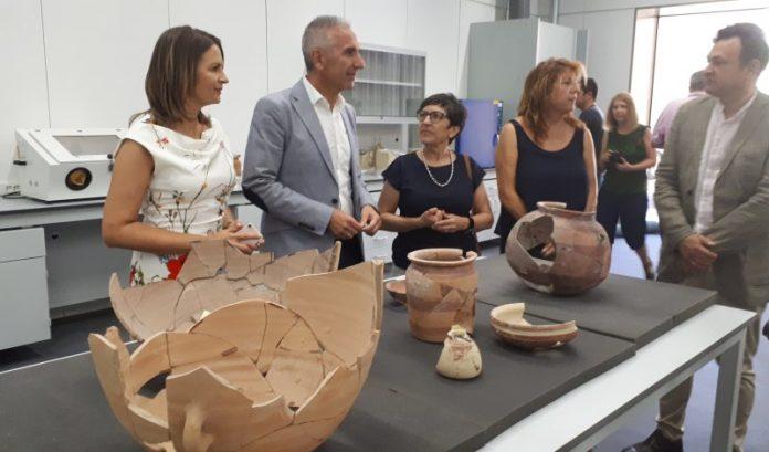 Presentación de la museología del Museo Íbero.