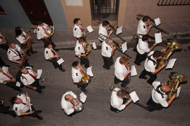 Banda de Música de Los Villares.