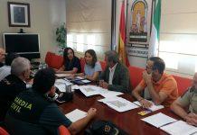 Reunión de coordinación del Plan Infoca.