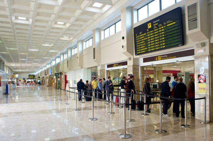 Imagen del aeropuerto Federico García Lorca Granada-Jaén.