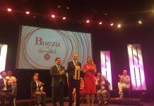 José Luis Rodriguez Zapatero premiado en una de las categorías.