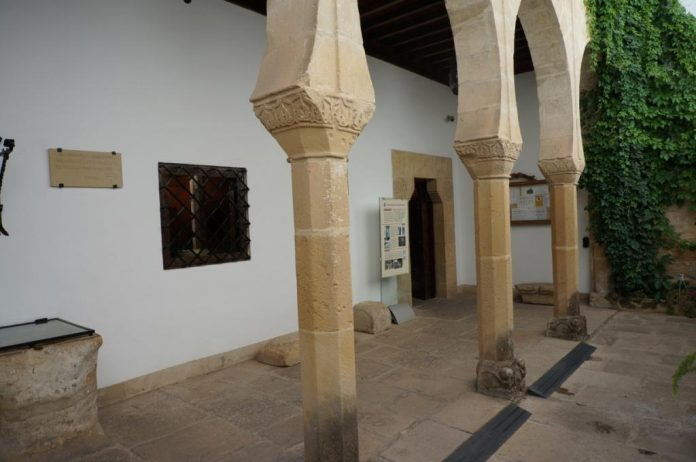 Casa mudéjar de Úbeda.