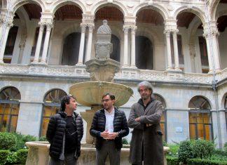 Presentación Loving Pablo de Fernando León de Aranoa.